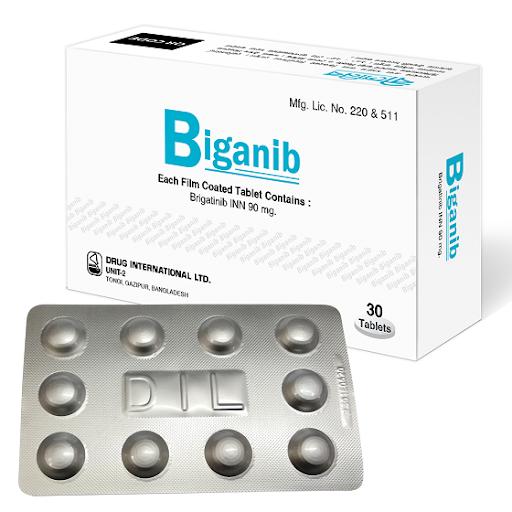 布加替尼(brigatinib)能改善哪些问题-